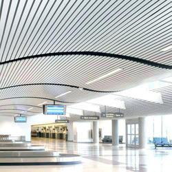 Metal Ceiling Design