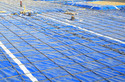 Under Slab Vapor Barrier