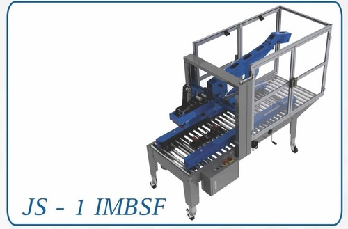 J Pack Carton Sealer Machine with Flap Closure