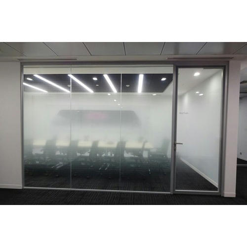 Conference Room Glass Door Sizedimension 900x2700mm Rs 60000
