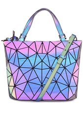 Polyester Printed Reflective Ladies Bags