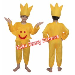 Smily Sun Kids Costume