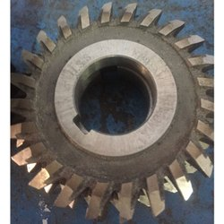Carbide Brazed Face Milling Cutter