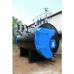 Agro Waste IBR Steam Boiler