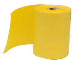 Yellow HDPE Fabric