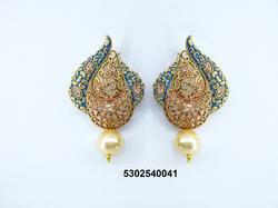 Antique Earring Tops