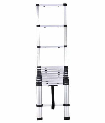 Telescopic Ladder - 16 Feet Aluminum Telescopic Ladder