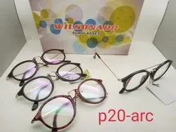 branded Female Power Spectacles, Model Name/Number: p20-arc, Size/Dimension: Standard