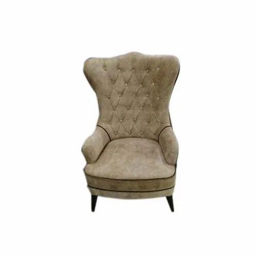 Velvet Designer Sofa Chair