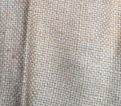 Dark Cream Matka Silk Fabric
