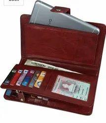 Multi Pocket Mens Leather Wallet