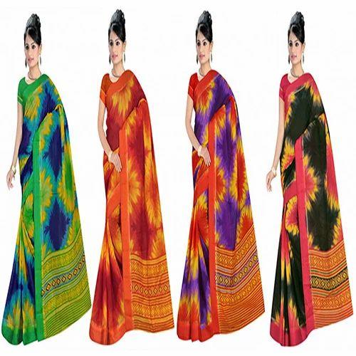 Party Wear Majesty Silk Saree