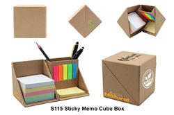 Cube Sticky Notepad Printing Services