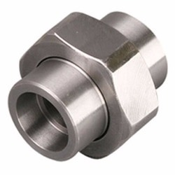 Stainless Steel Socket Weld Union Fitting 321