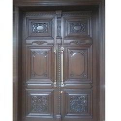 Indian Style Wooden Door