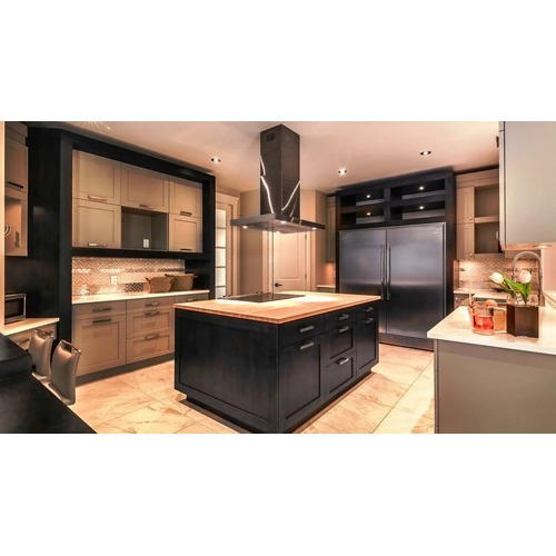 Designer Modern Kitchen At Rs 48 Set Sayaji Township Road Amazing Designer Modern Kitchens