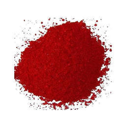 Solubilised Vat Red 1