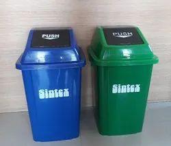 Sintex Flap Type Waste Bin