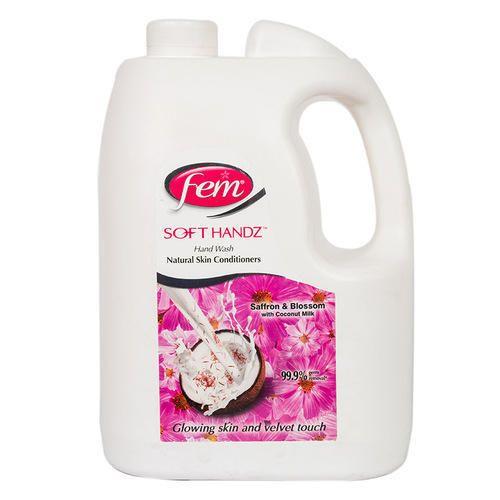 fem liquid soap