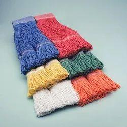 Cotton Colour Wet Mop Refill, Grade: A, Size: 6