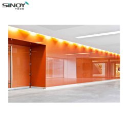 Saint Gobain Multicolor Sandwich Lacquered Glass, Thickness: 10 Mm - 30 Mm, Indoor
