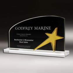 Godfrey Marine Crystal Trophy