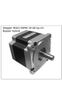 Stepper Motor NEMA 34 68 kg-cm Hybrid Bipolar -  Robocraze