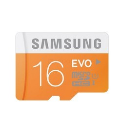 Samsung 16GB Evo Memory Card, Laptop And Video Game Console