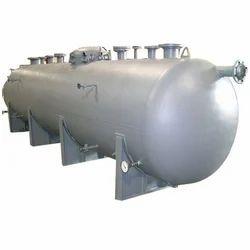 Galzanized Iron Chemical Vessels
