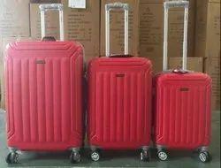 Luggage Trolley Bag Set Of 3 (20 Inch 24 Inch 28 Inch)