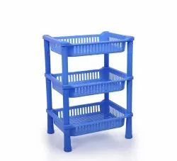 Plastic Square Rack