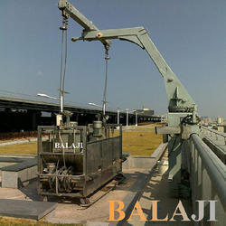Parapet Mounted BMU