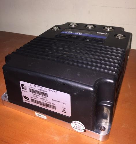 Curtis Dc Motor Controller 1244 5461