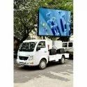 Outdoor Stage Background LED Display Big Screen