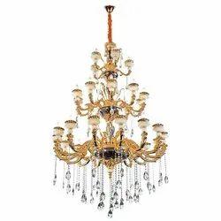 LED JCN-SKG-CHL00954009 Jaquar Pictor Tiered Candle Hanging Chandelier