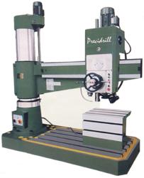 Radial Drill Machine PRECIDRILL