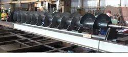 Cement Screw Conveyor, Capacity: 100- 800 kg