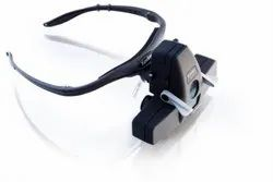 Keeler Spectra Iris Indirect Ophthalmoscope on Keeler Frame