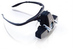 Keeler Spectra Iris Indirect Ophthalmoscope on Keeler Frame