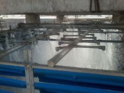 SPRAY SYTEM IN NATURAL DRAFT COOLING TOWER