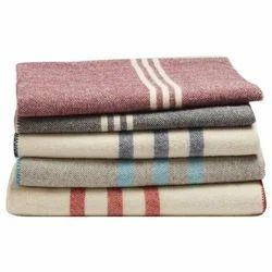 Hospital Blankets Woollen