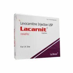 Lacarnit Levocarnitine Injection USP