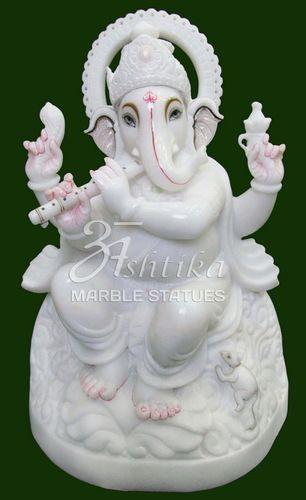 Marble Ganesh God Statue