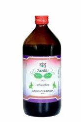 Zandu Saribadyarishta 450ml