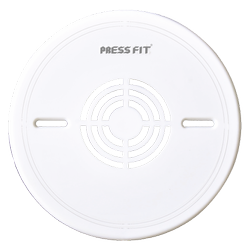 Press Fit Splendor Plastic Round Fan Plates