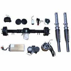 E- Rickshaw Spare Parts