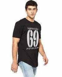 16 To 80 Cotton Fancy T-Shirts