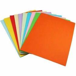 Color Paper, Size: A4 210mm X297mm, 500