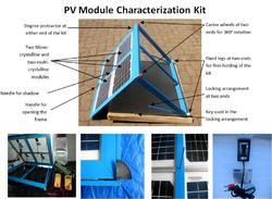 PV System Characterization Kit