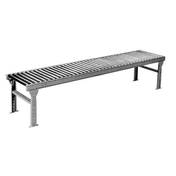 Stainless Steel Roller Conveyor, Length: 1-10 feet
